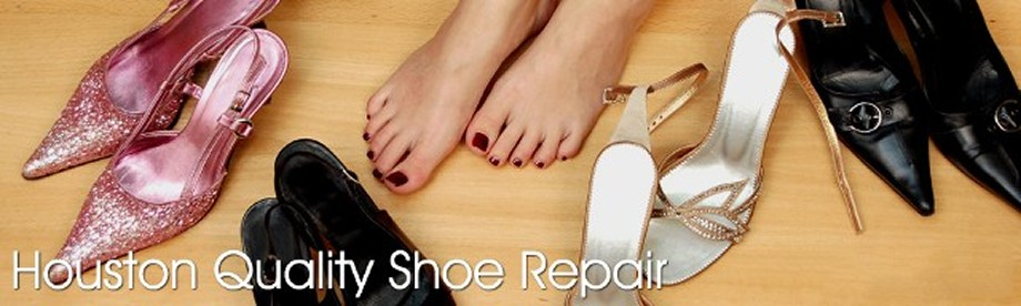 Your Shoes for Years with Our Shoe Repair Services in Houston, Texas